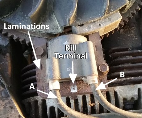 Need Help from Small Engine Experts - Magneto Question